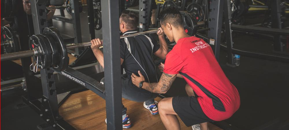 Les Mills instructors offered crucial support for members after the earthquake