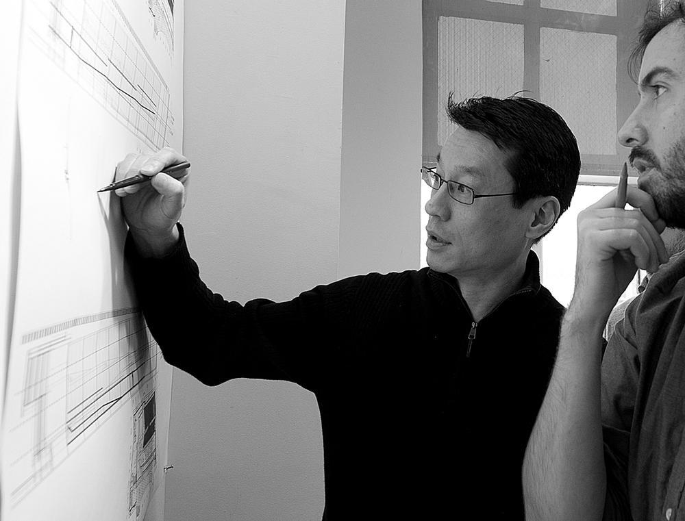 Ennead partner Thomas Wong designed the Shanghai Planetarium. He was senior designer on Zankel Hall at Carnegie Hall and Oklahoma Civic Centre Music Hall