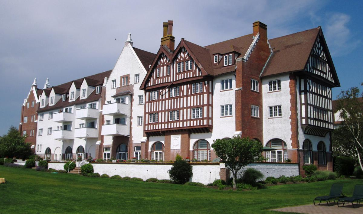 Montauk Manor in Montauk, New York, is one of the hotels featured on the Amazon Destinations site / Wikipedia / Beyond My Ken
