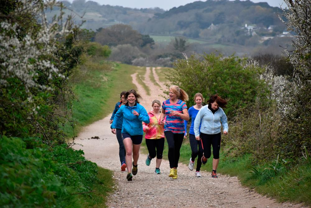 Parkrun events take place weekly at 29 National Trust properties