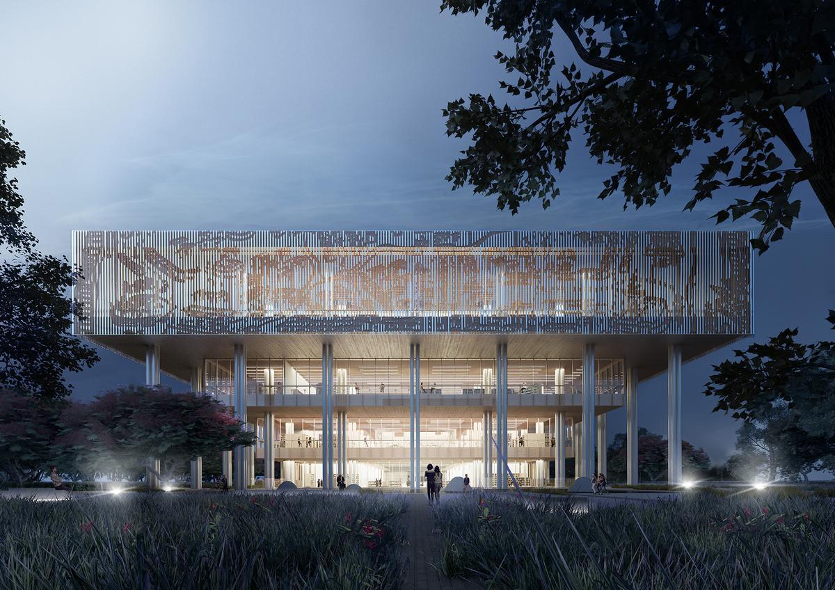 Mecanoo Win Architecture Competition To Design Tainan Public