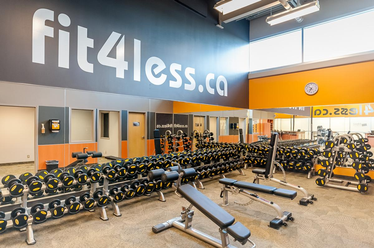 GoodLife is now setting its sights on more than 500 low-cost clubs across Canada in the coming years