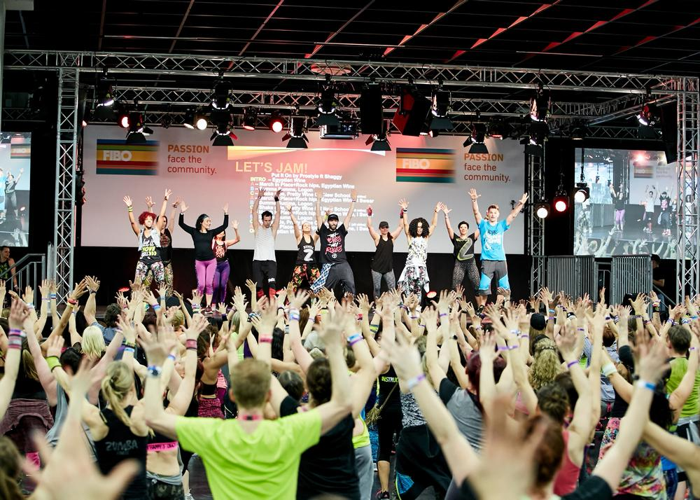 FIBO 2018 has been designed to attract new visitors from group fitness, nutrition, health and retail