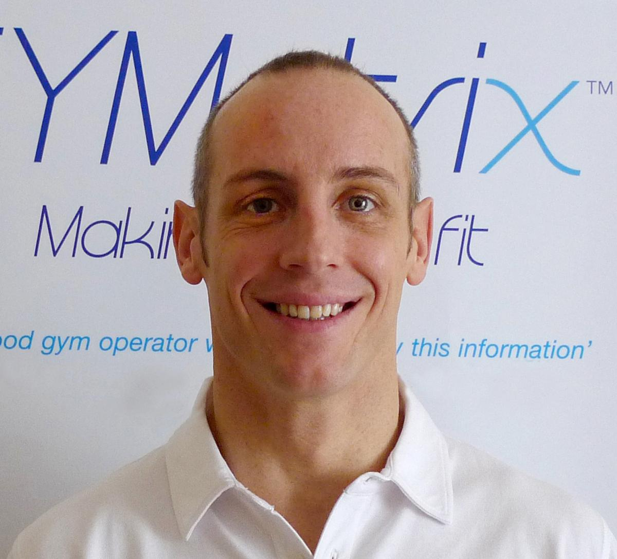 GYMetrix founder Rory McGown is overseeing a major international expansion