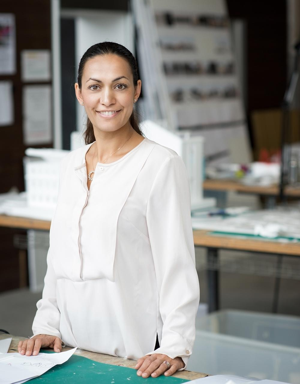 Sheela Maini Søgaard joined BIG in 2008 and was made chief executive in 2009 / Photo: Flemming Leitorp