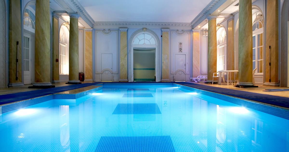 Among the new DW sites is the health club at the Waldorf Hilton Hotel in Covent Garden / LA fitness