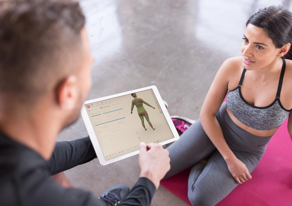 Body scanners can be used as a valuable secondary revenue stream, or included in a premium membership