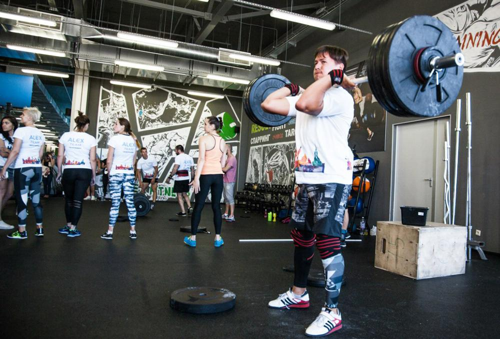 Alex Fitness has a focus on  developing member relations