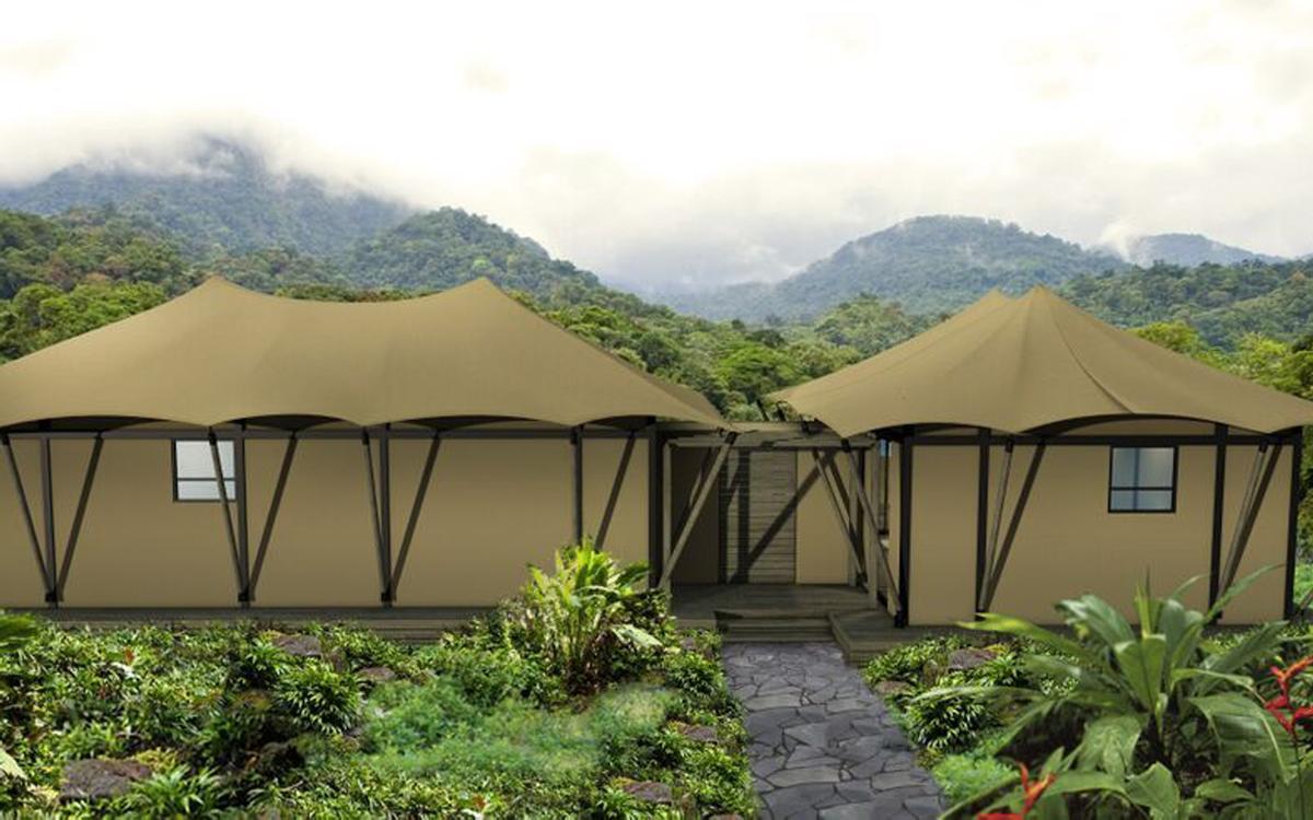 The resort will offer year-round accommodations / Nayara
