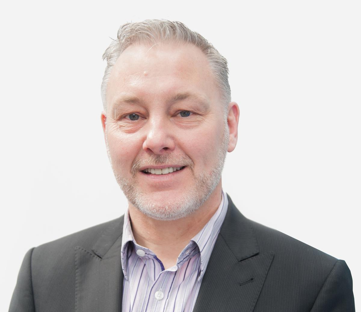 Anytime Fitness UK chair Andy Thompson