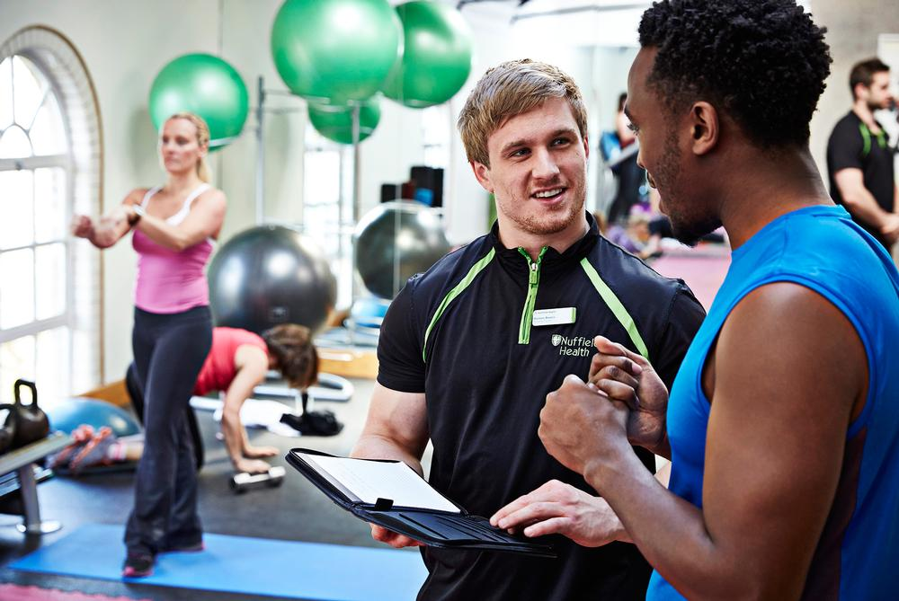 PT clients benefit from diverse in-house expertise shared between staff