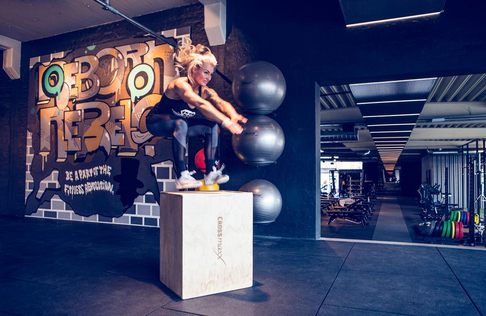 Ingerslev is one of the founders of Repeat, a gym concept targeting Millennials