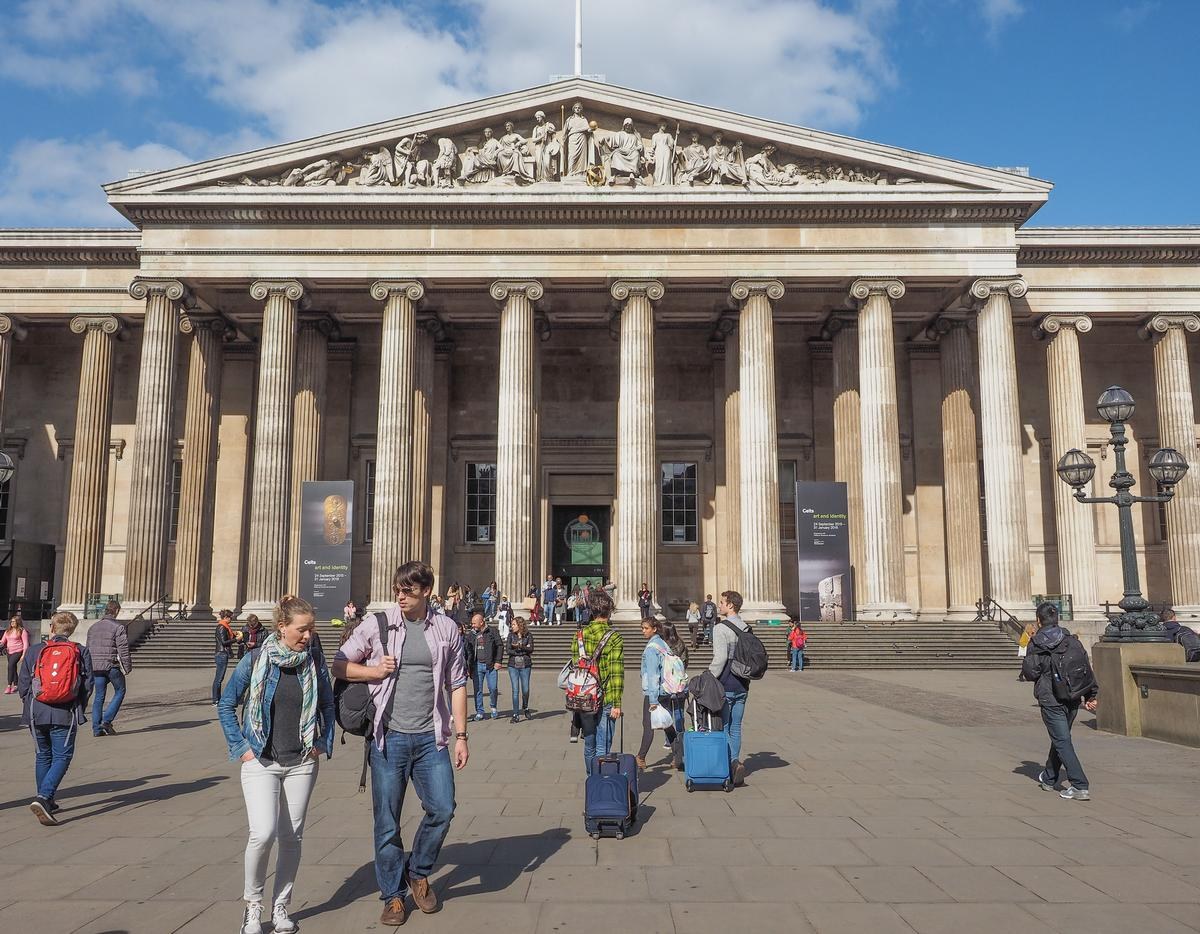 58 per cent of people surveyed have not visited a UK museum in the past year / Shutterstock.com