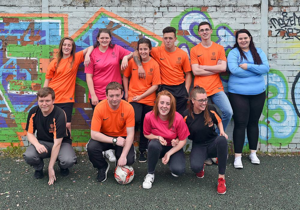 Street League helped 1281 young people move into jobs, training and education last year
