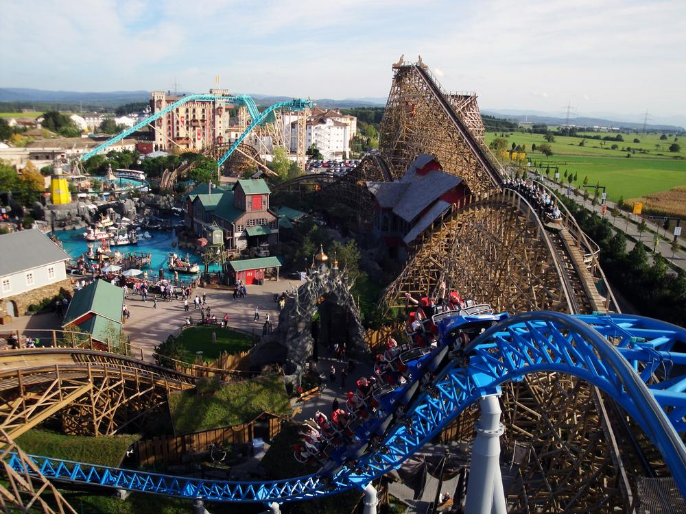 Europa-Park welcomed 5.6 million visitors in 2017, making it the second most visited tourist attraction in Germany