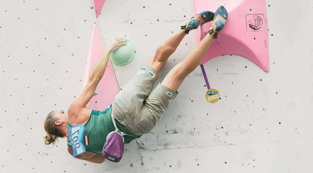 """Climbing federations will now be given """"political influence and power"""", according to the IFSC CEO / images © ifsc / sasha onil"""