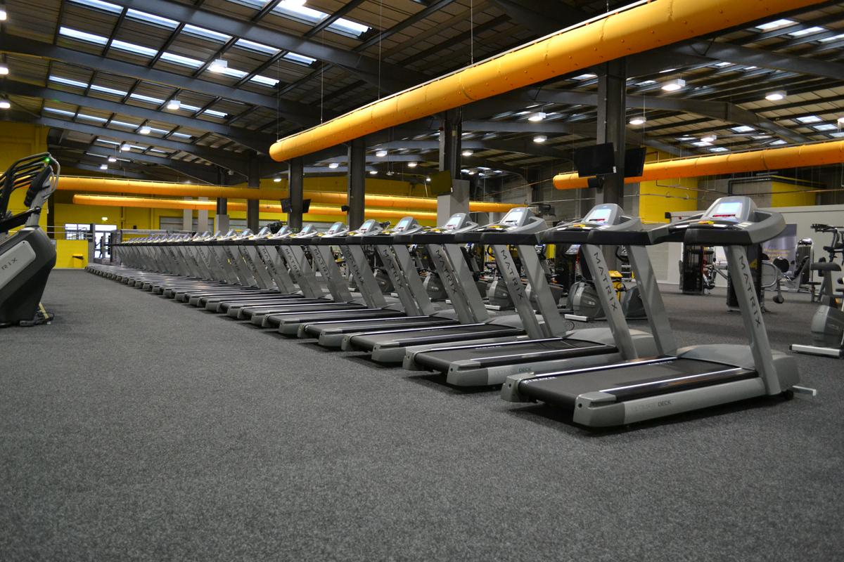 The Brierley Hill Xercise4Less, which launches on Friday (30 January), features 40 treadmills