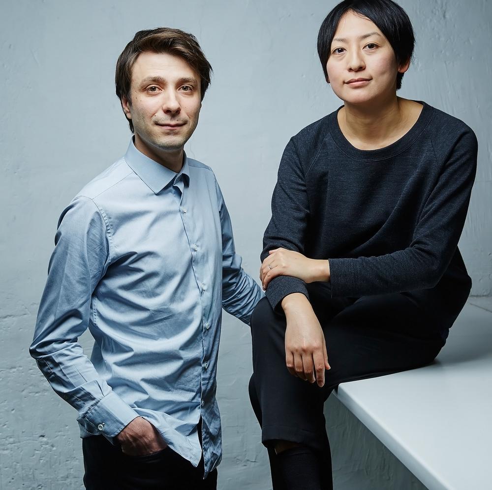 Nicolas Moreau & Hiroko Kusunoki / IMAGE: ©BRUNO LEVY