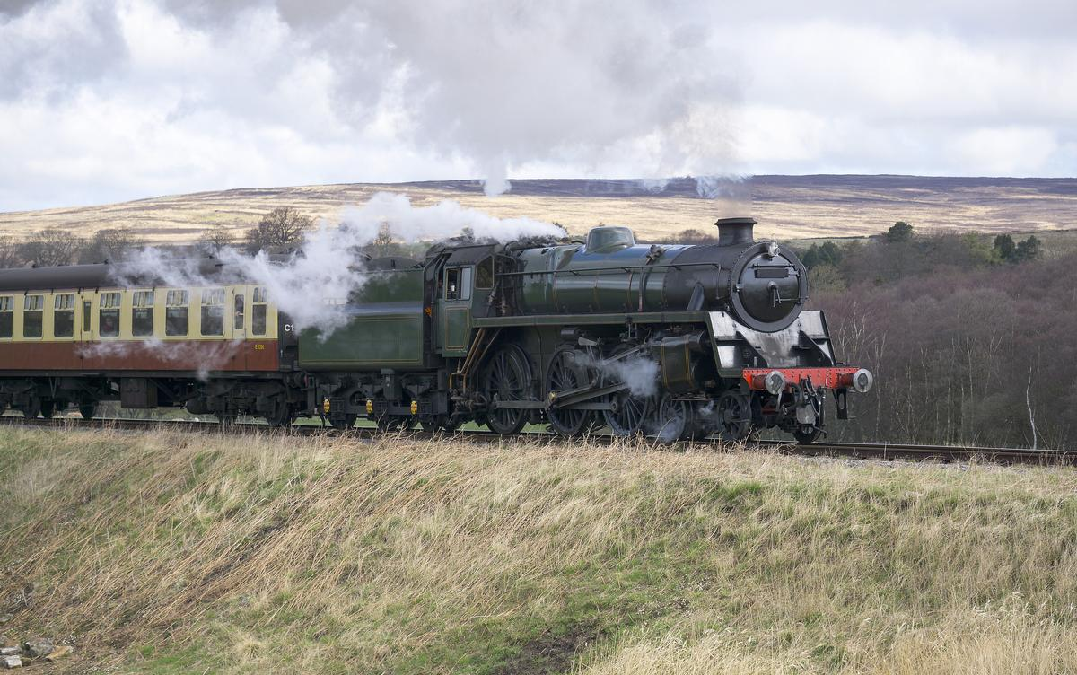 The heritage rail sector is thought to be worth around £250m a year to the UK economy / Shutterstock.com