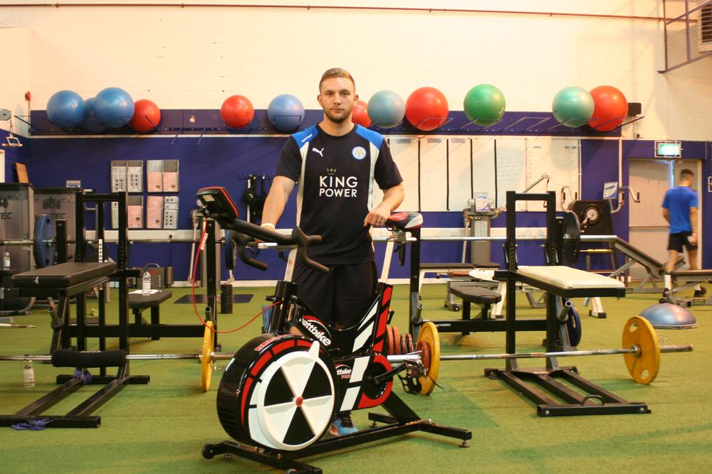 Leicester City FC's Strength & Power Coach, Mitchell Willis is a Wattbike advocate