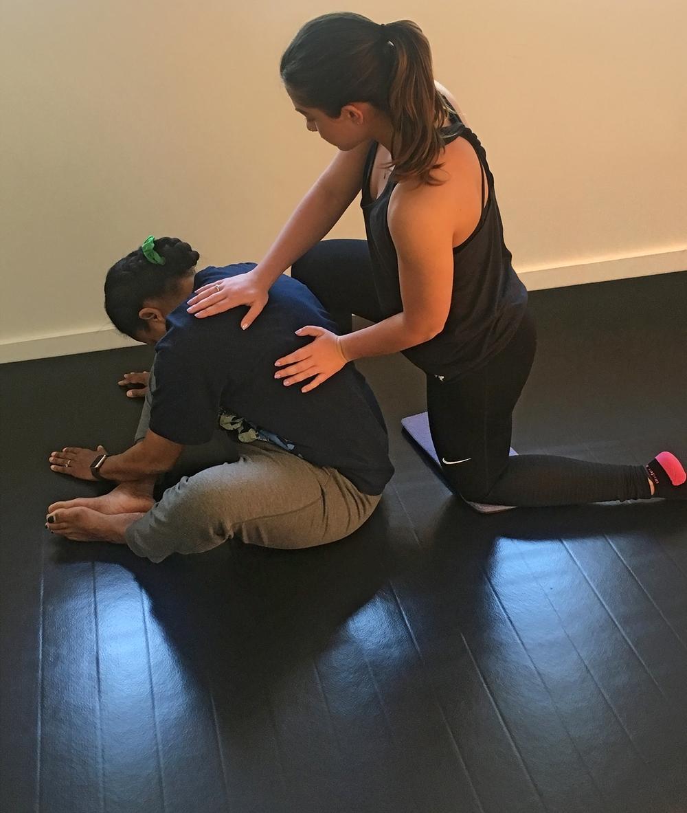 Kika DuBose opened her stretch studio in New York City in 2011