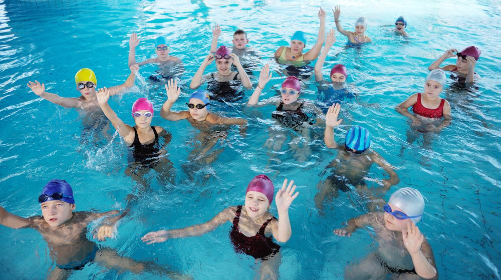 Candler wants to create a diverse range of swimming programmes reaching all ages and abilities in society / shutterstock / dotstock