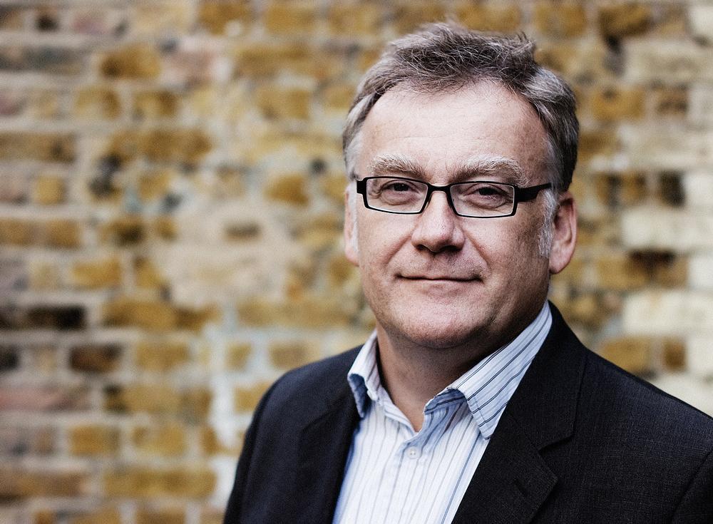 Patrick Bellew, founder, Atelier Ten / PHOTOS: Atelier Ten