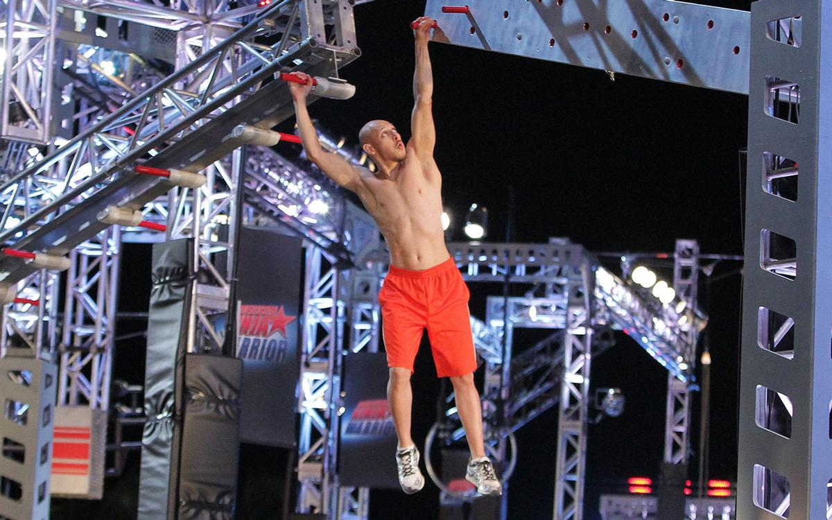 Ninja Warrior is a popular TV show in which 100 competitors attempt to complete an incredibly tough four-stage obstacle course