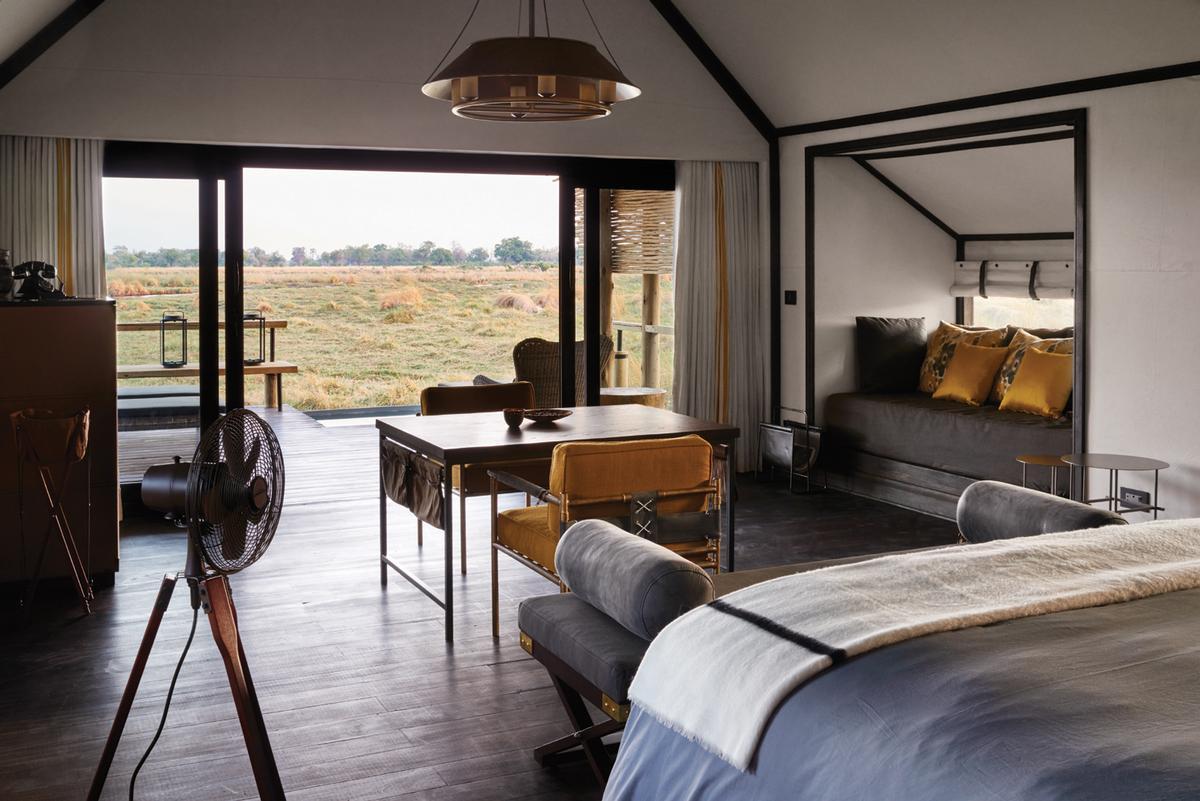 / Belmond Eagle Island Lodge Botswana