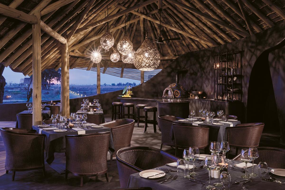 'Our wish has been to give guests an insight into the soul of the Delta that they can marvel,' said Inge Moore / Belmond Eagle Island Lodge Botswana