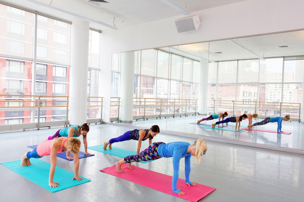 ClassPass has a network of over 5,000 clubs across the world, in the US, Canada and the UK