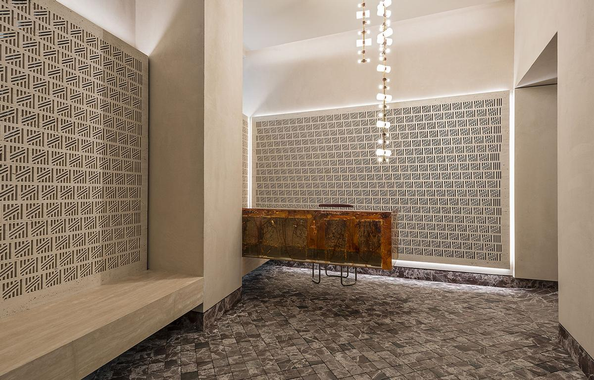 Fendi have joined fellow fashion brands Versace and Bulgari in moving into the world of hospitality / Fendi