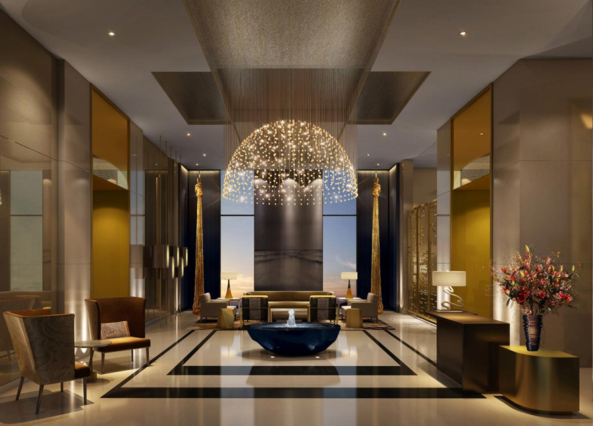 The New Four Seasons DIFC Features Interiors By York Based Tihany Designs Which Will Be Characterised Impeccable Craftsmanship Bespoke Details And