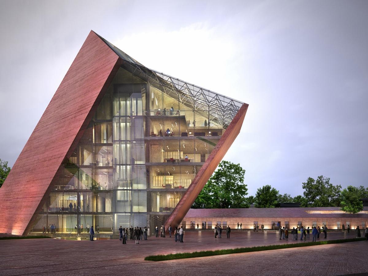 Second World War museum takes shape in Gdansk ahead of 2017