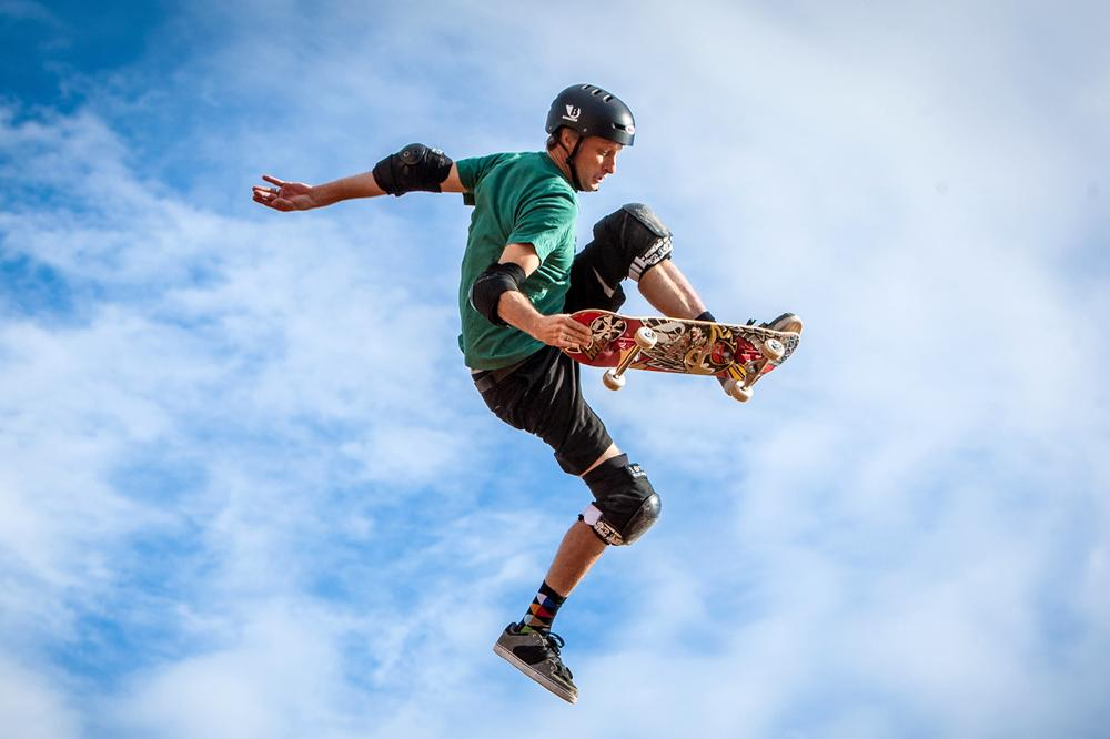 Skateboarding will all be present at the Tokyo 2020 Olympic Games / jorge amaral / globe imagens atlantico