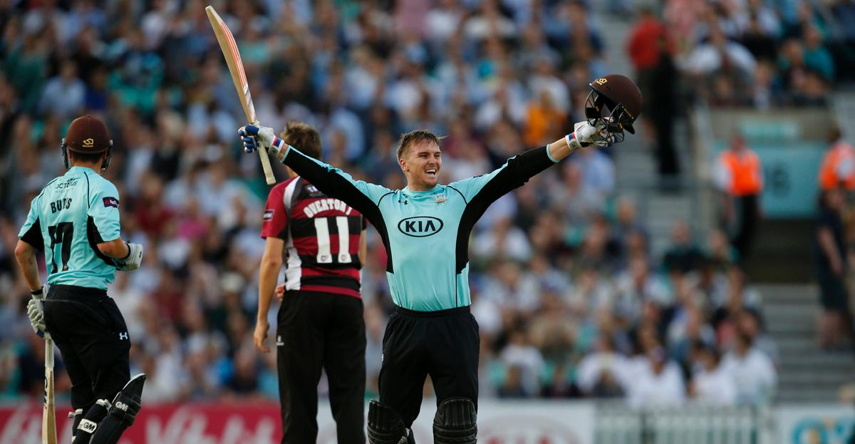 The T20 Blast will take place in July and August to be more accessible to a family audience / Kia Oval