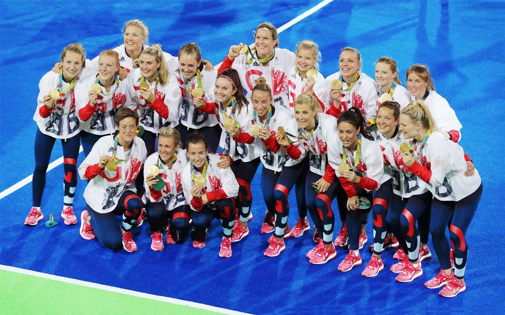 The GB team's success was down to 'a brutal performance programme'  / Owen humphreys / press association