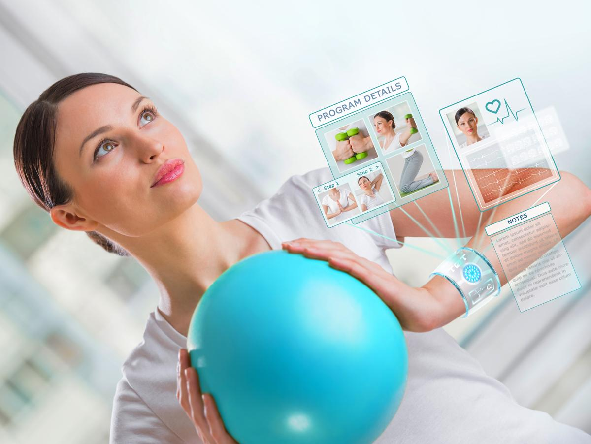 The company now boasts an enviable array of fitness apps / Shutterstock.com