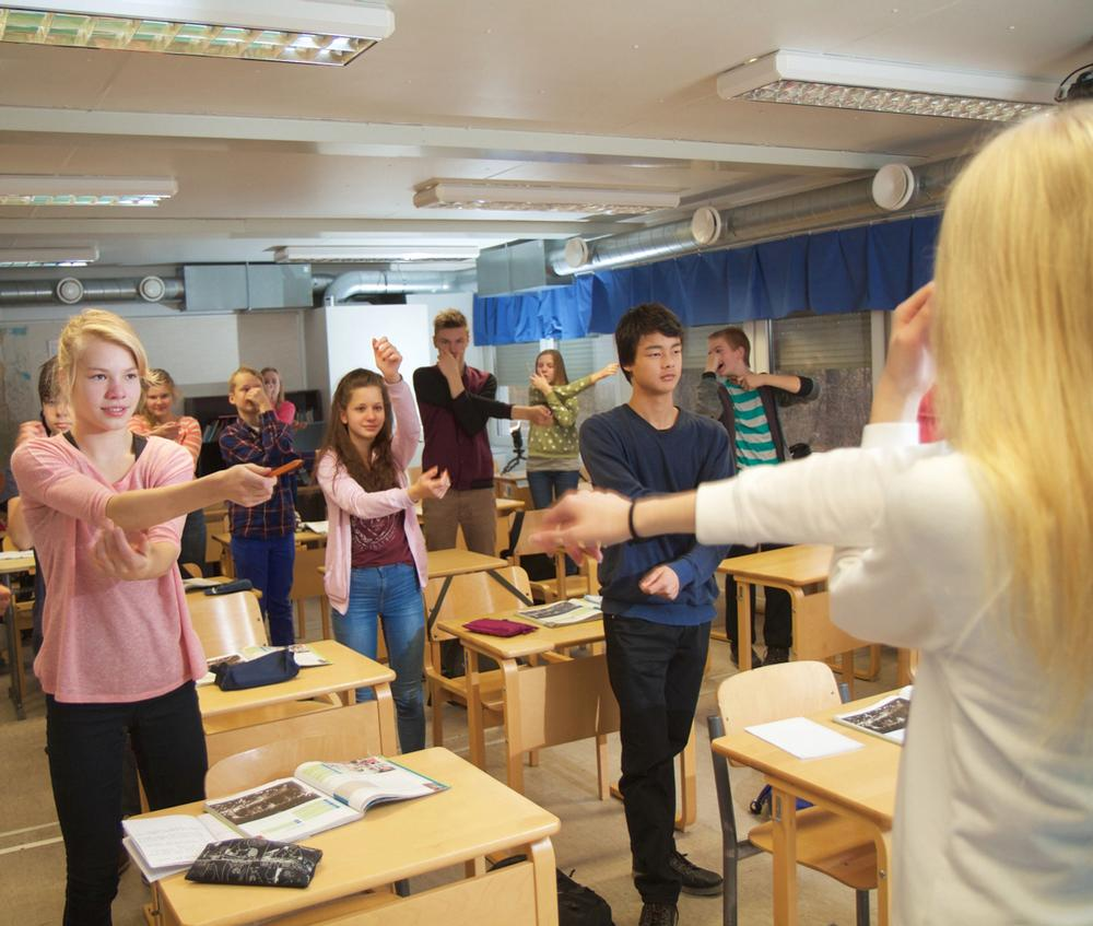 The Finnish programme has had a major impact on pupils' health