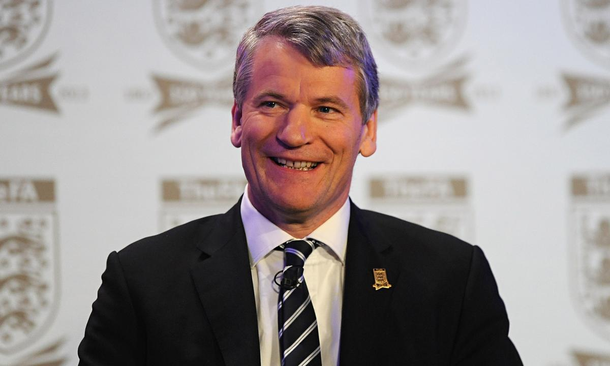 David Gill helped the Red Devils become one of the richest football clubs in the world / Steve Bardens - The FA