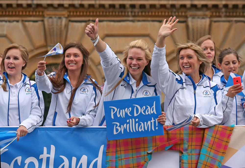 The last Commonwealth Games held in the UK was Glasgow 2014 / © Andrew Milligan/PA Archive/PA Images