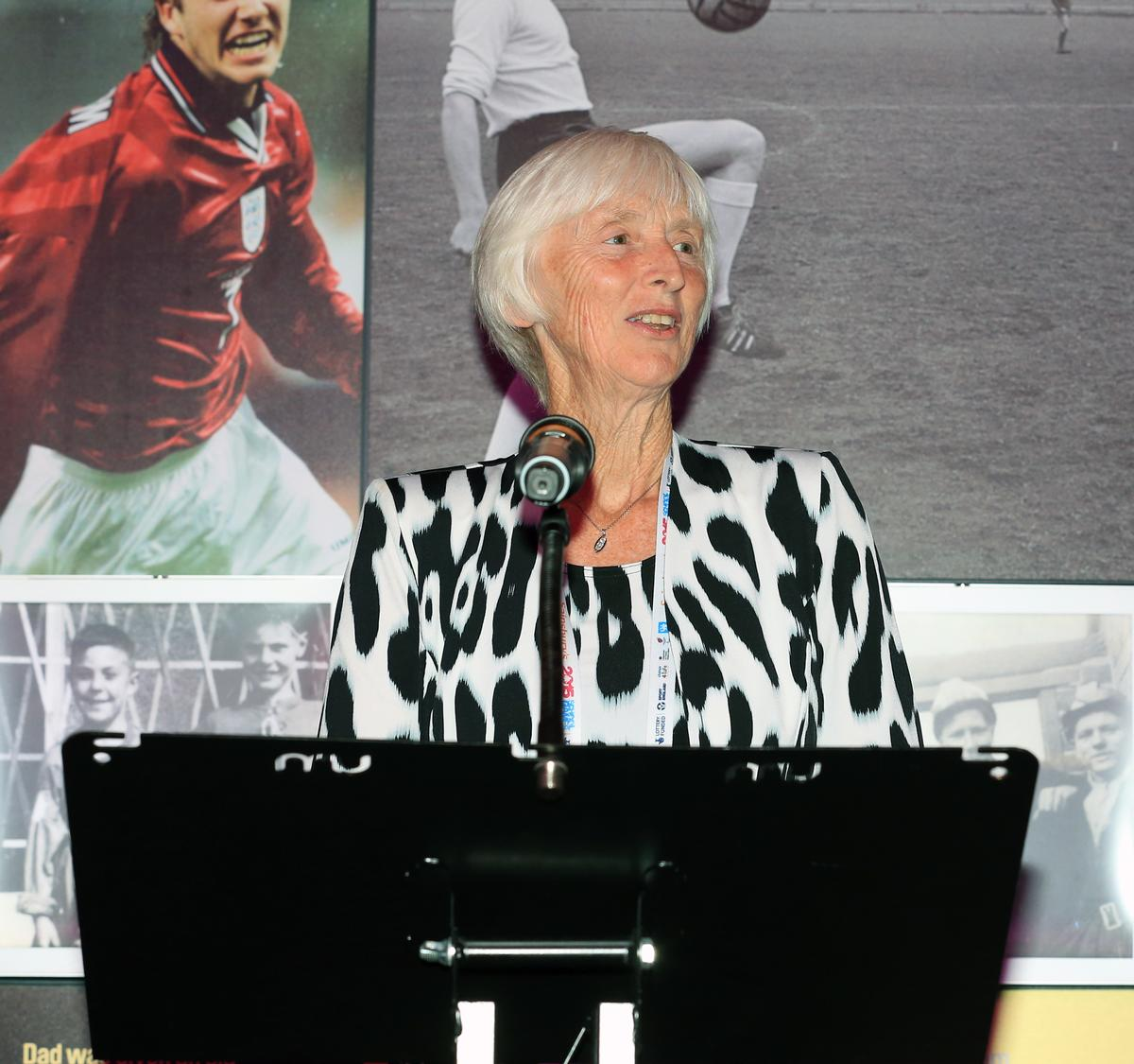 Baroness Sue Campbell said the fund would increase levels of physical activity in schools
