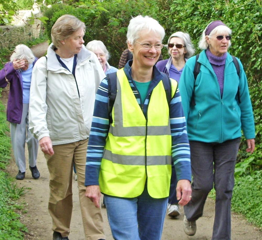 Oxford City Council run programmes that help older adults stay active