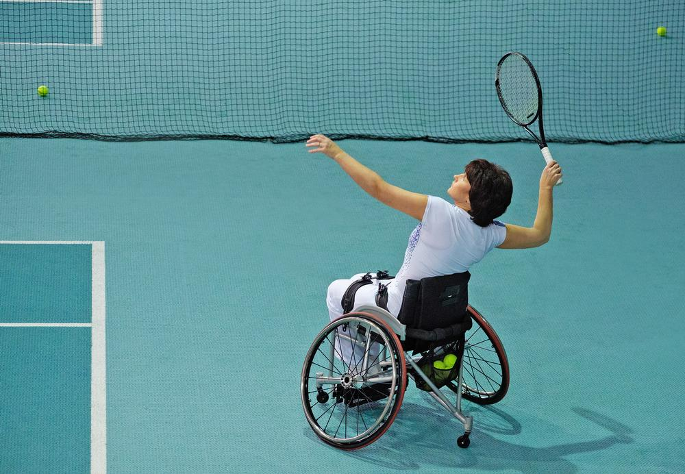 The industry must work to break down psychological barriers that prevent people with disabilities from getting active / © shutterstock/Nejron Photo