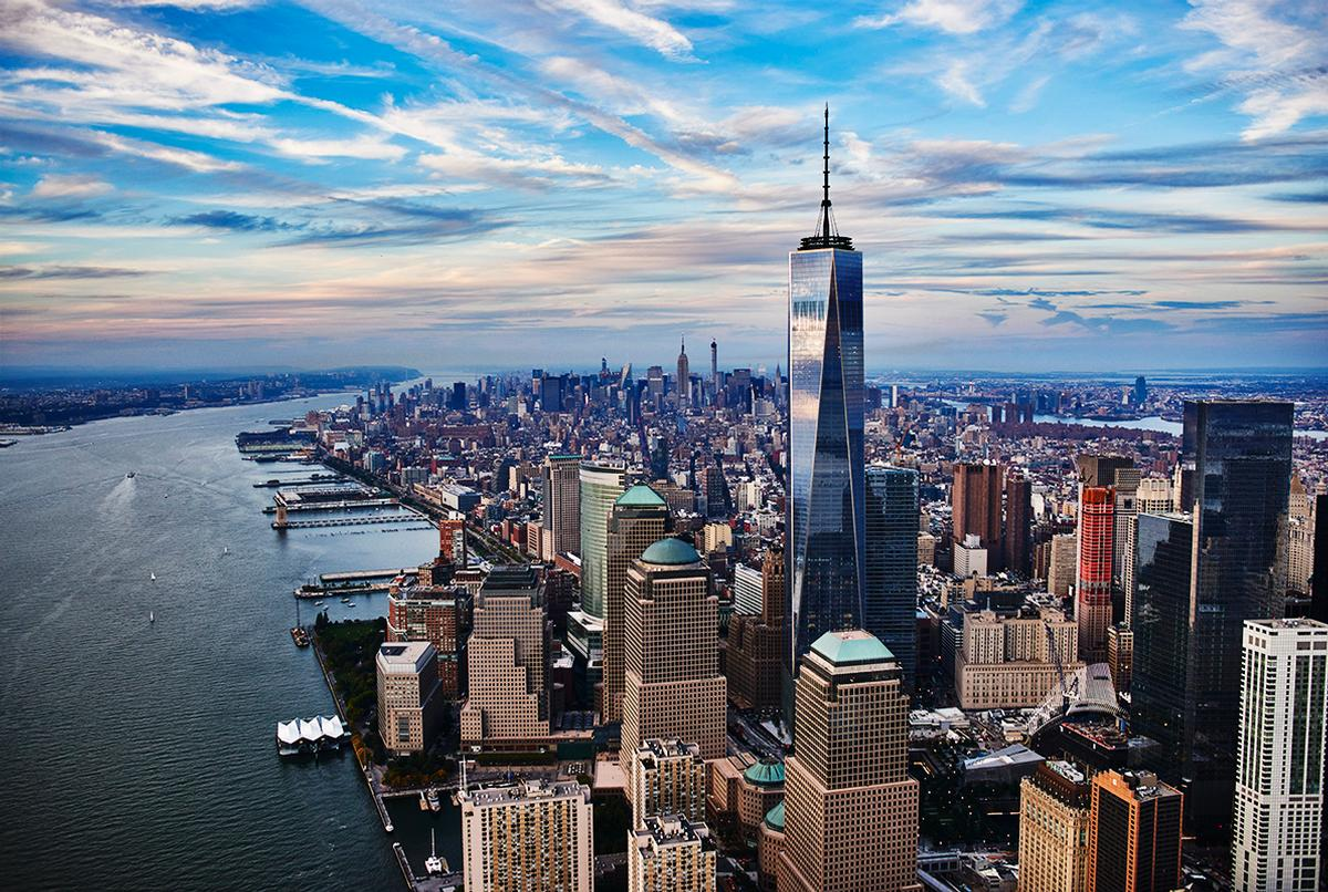 Hettema Group S One World Observatory Opens To The Public  # Expo Muebles Wtc D'Europe