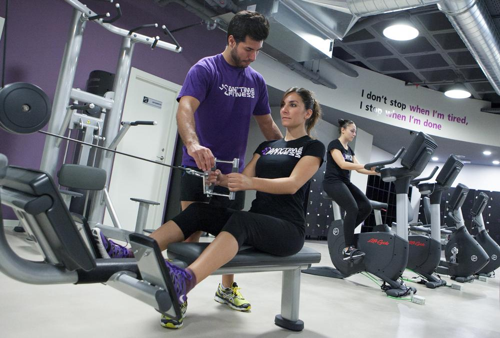 AnytimeFitness is ready to branch out of London to attain 400 clubs