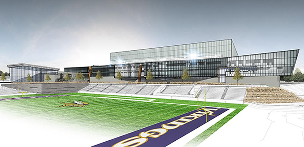 The facility will be built on a 194-acre piece of land / Minnesota Vikings