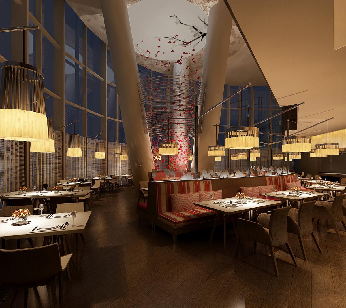 Amazing Hyatt Regency Suzhou Debuts With A Yin Yang Restoration Beatyapartments Chair Design Images Beatyapartmentscom