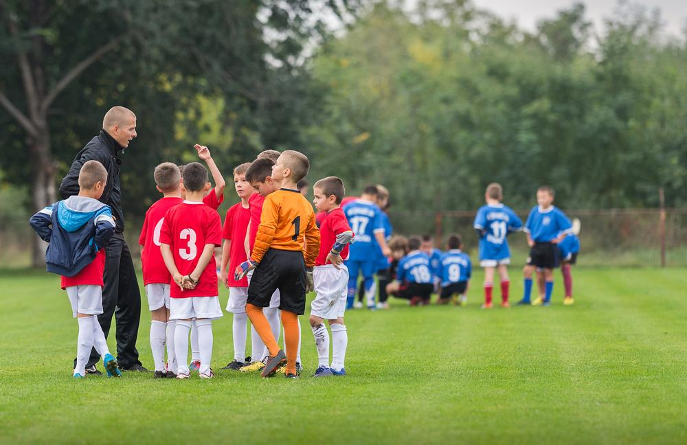 Sport England will begin to build its workforce and coaching plan / Fotokostic / shutterstock