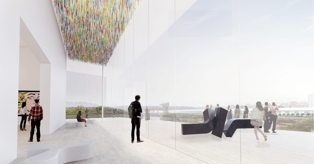 SANAA And the Art Gallery of New South Wales will now collaborate to finalise design plans / SANNA